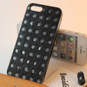 Black-Silver Cover iPhone 5/5s